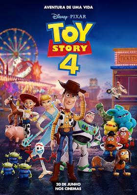 FILME: TOY Story 4