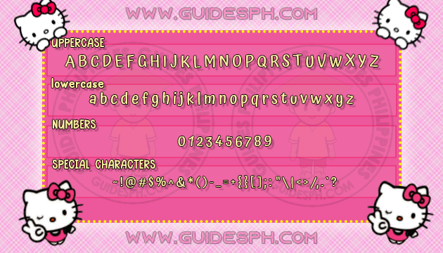 Mobile Font: Atma Medium Font TTF, ITZ, and APK Format