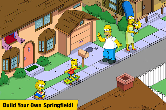 The Simpsons Game For Android