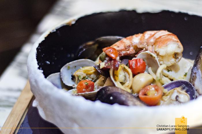 Hilton Sukhumvit Bangkok Scalini Restaurant Dinner