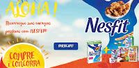 Promoção Nesfit Havaí Aloha promonesfit.com.br