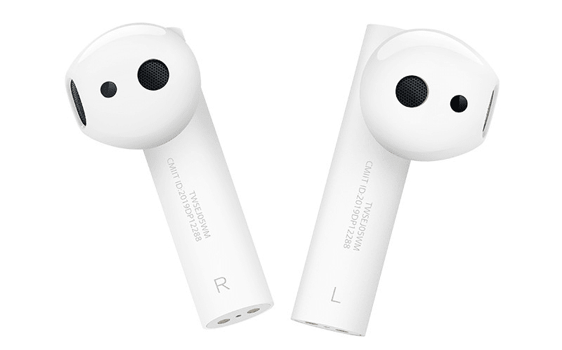The semi in-ear design