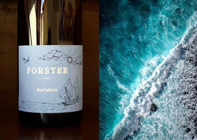 seefahrer Abenteurerwein aus dem Weingut Forster an der Nahe
