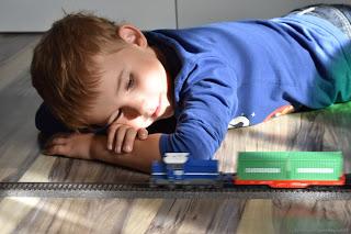 Kinder Eisenbahnset