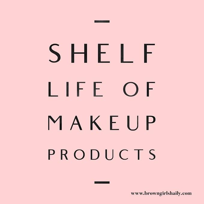 Shelf Life of Makeup Products