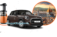 Logo Concorso ''Piccini Moments 2020'': vinci estrattori succo, Mini One e weekend in Toscana