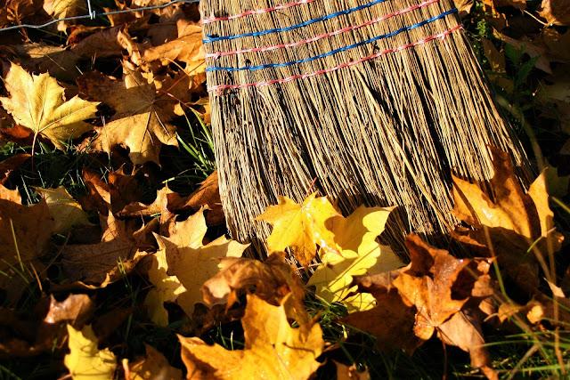 ménage d'automne, préparation hiver, air frais, temps clément, désencombrement, voiture, automnal, maison, marée chandelle