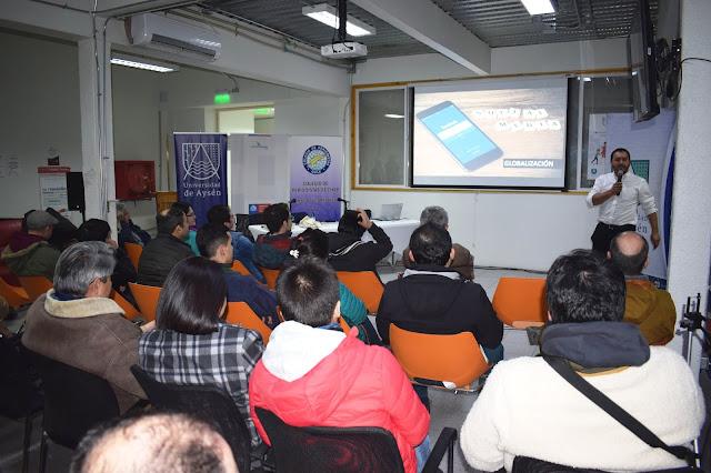Con masiva asistencia se realizó Seminario de Periodismo Internacional