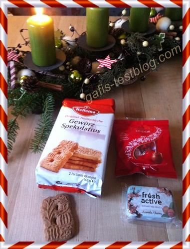 Degustabox Süßigkeiten