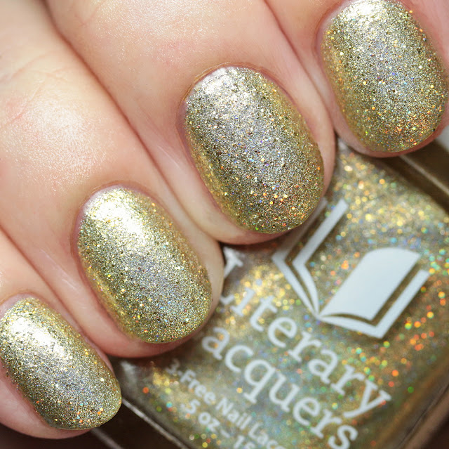 Literary Lacquers The Golden Afternoon