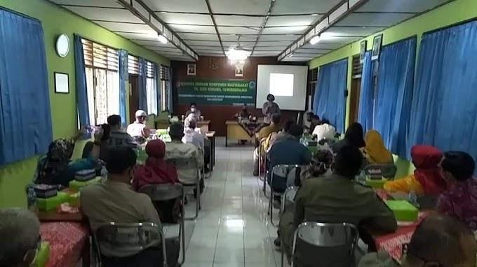 Kapolsek Wirobrajan Kompol Endang Sri Widiyanti Menghadiri Komsos Kodim 0734 Yogyakarta Bersama Forkopimka Dengan Tokoh Masyarakat