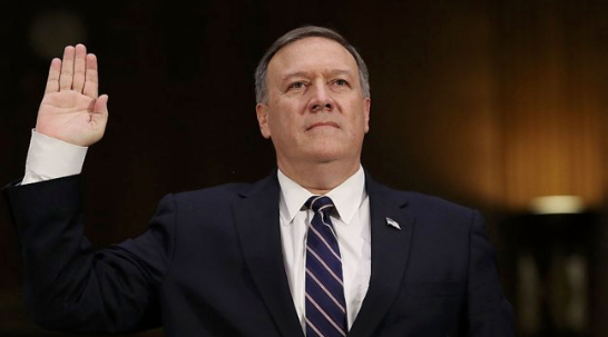 Washington Post Editorial: Confirm Mike Pompeo
