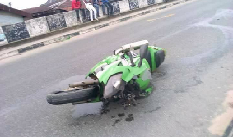 Image result for Two killed in Bayelsa Power Bike accident