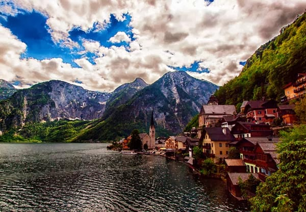 19.) Hallstatt, Austria - Welcome To The 19 Most Charming Places On Earth. They're Too Perfect To Be Real.
