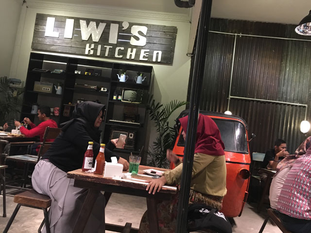 Liwi's Kitchen