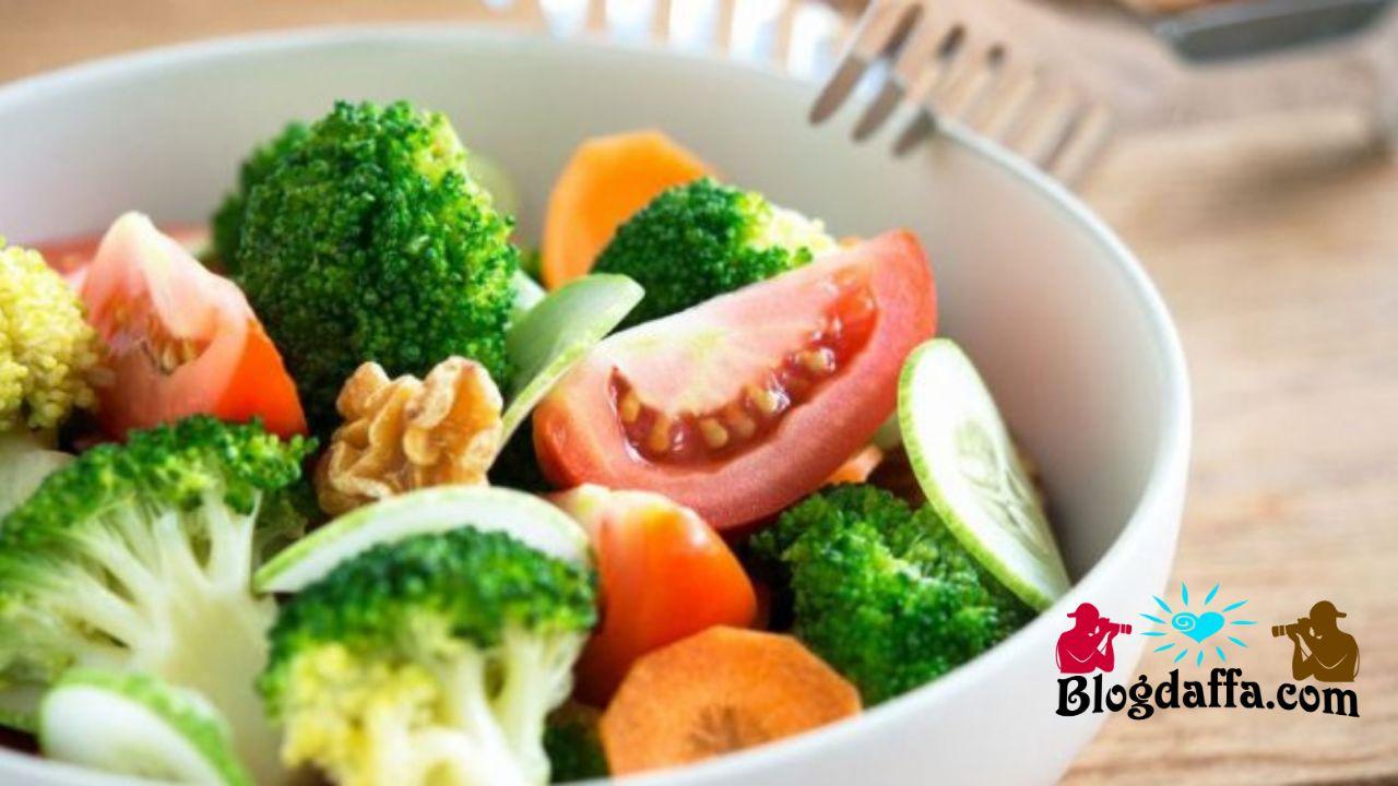 Perbanyak Mengonsumsi Sayur
