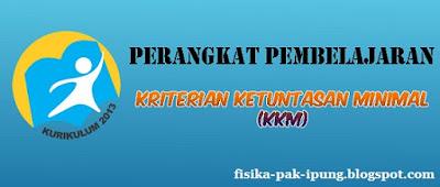 KKM PAI dan Bahasa Arab MA Kelas X XI XII Kurikulum 2013 Revisi 2018