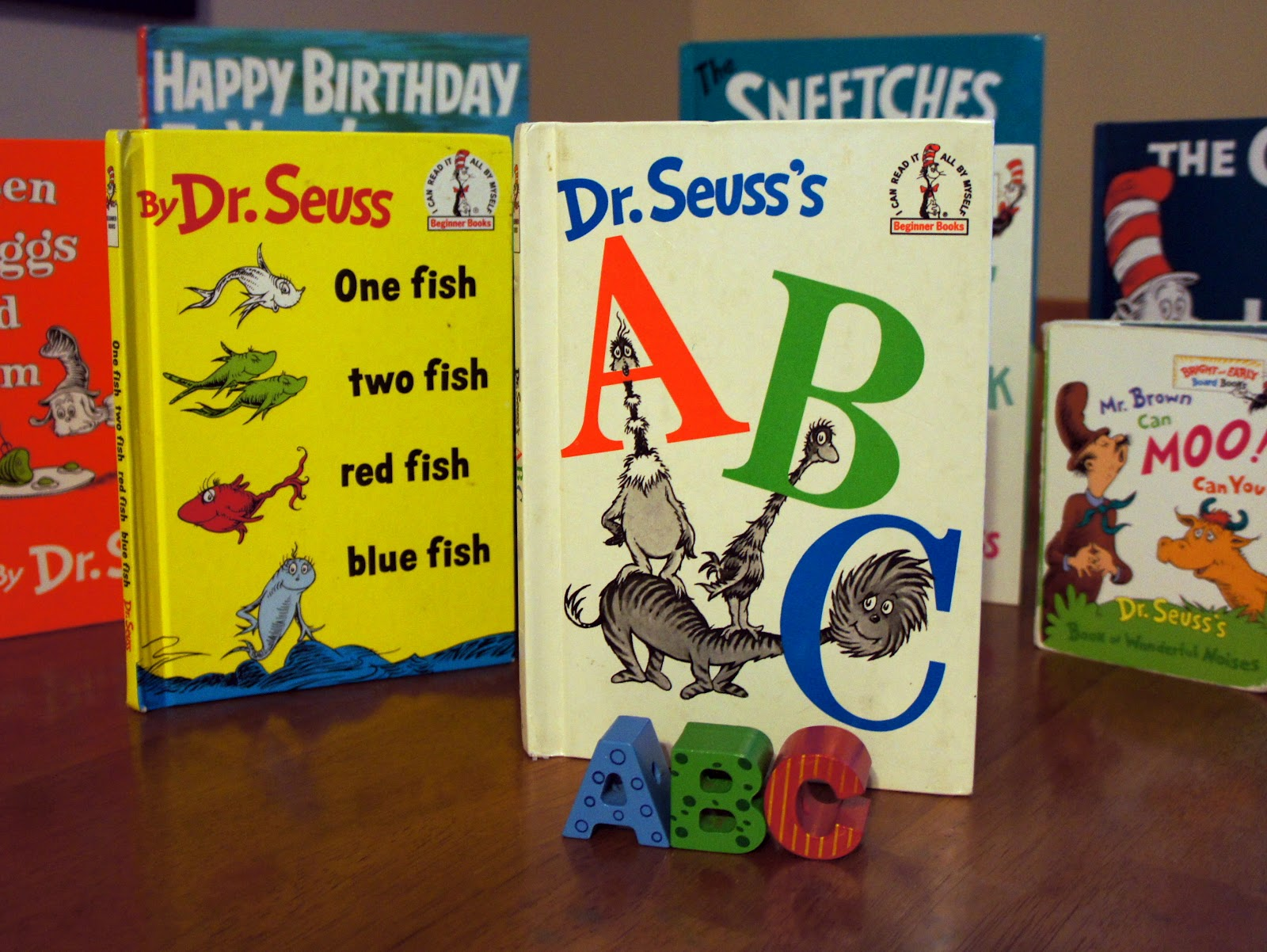 Mommy And Me Book Club The Abc Book By Dr Seuss