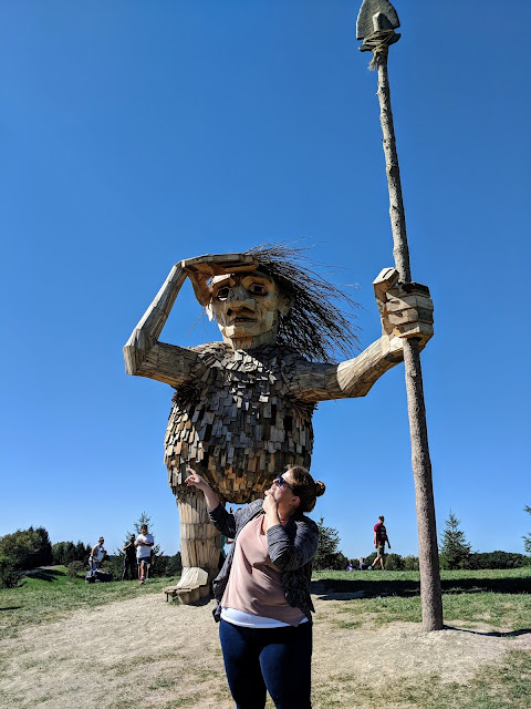 Troll Hunt at Morton Arboretum by Musings of a Museum Fanatic #museum #arboretum #museumfanatic