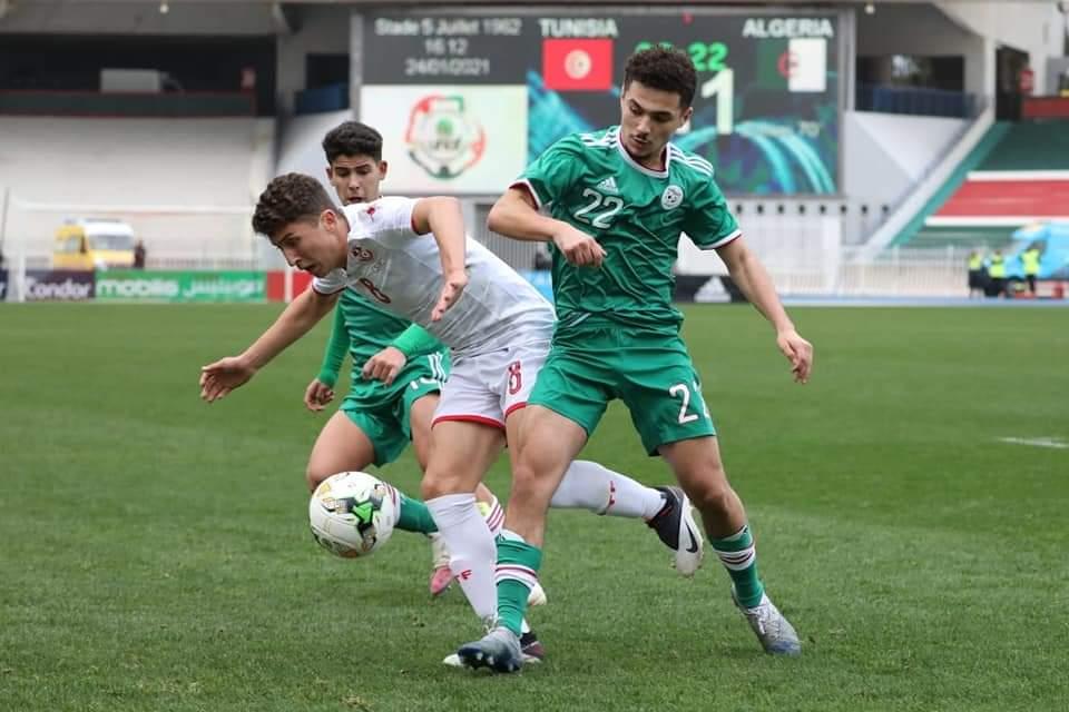 دورة إتحاد شمال إفريقيا لأقل من 17 سنة: المنتخب الجزائري يتأهل إلى نهائيات كأس إفريقيا 2021