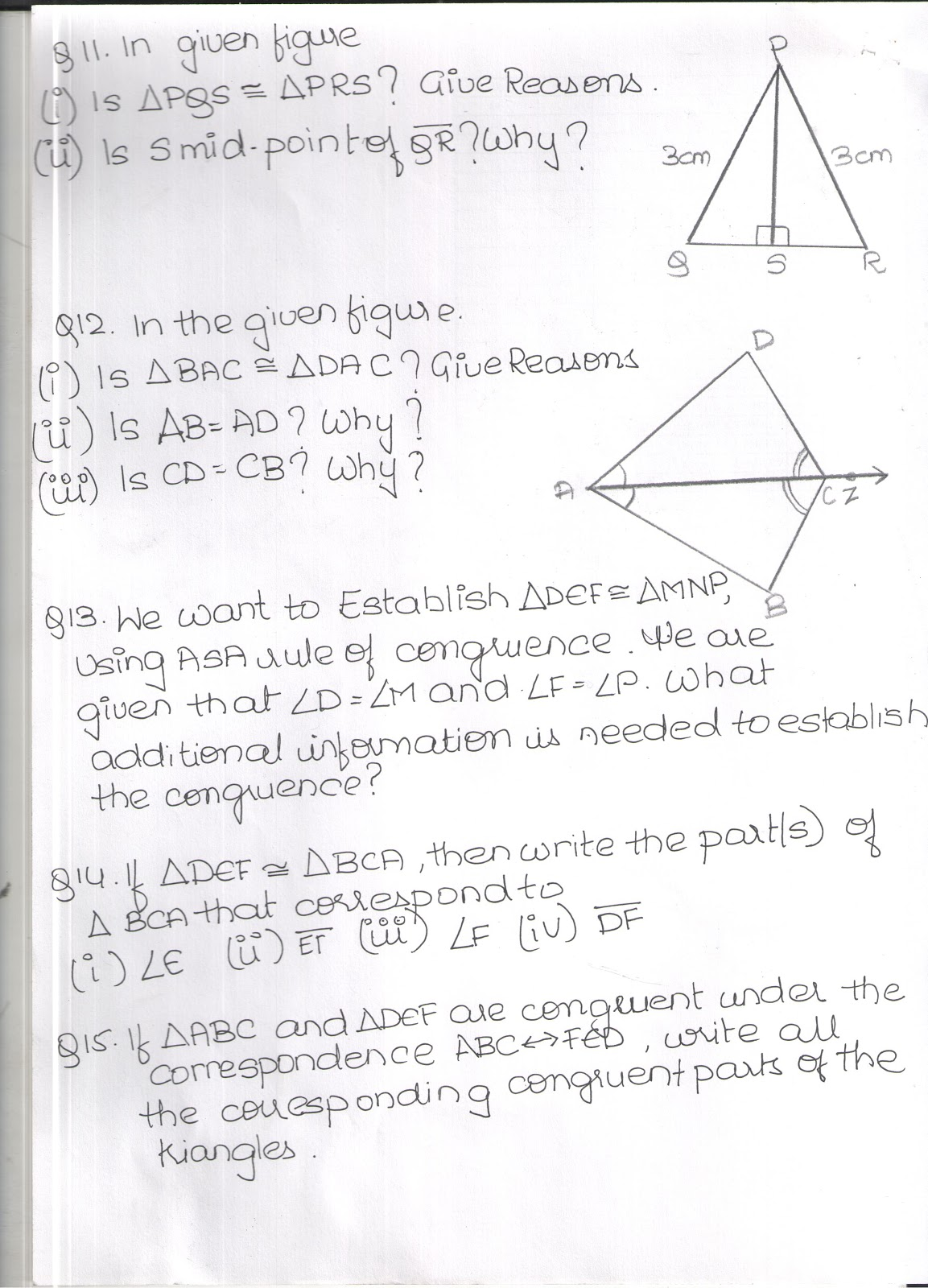 Apsg Class Vii Revision Worksheet Fa 4