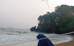 Wisata Pantai Melawai Balikpapan