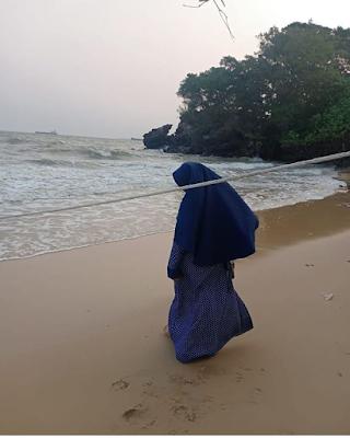 Pantai melawai balikpapan