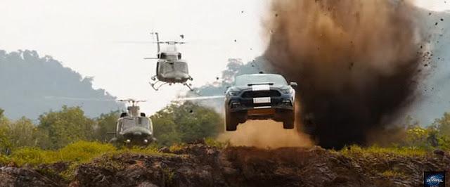 Sinopsis Film Fast & Furious 9 (2021) - Vin Diesel, Michelle Rodriguez