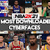 11 MOST DOWNLOADED CYBERFACES MOD FOR NBA 2K21