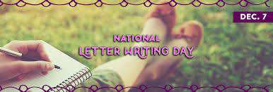 National Letter Writing Day Wishes Awesome Picture