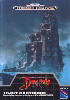 Retrogame online gratis Bram Stroker's Dracula para Genesis