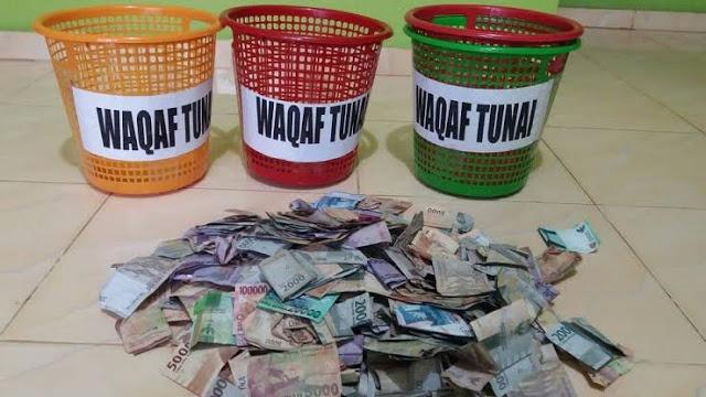 Pemerintah Siapkan Instrumen Investasi dari Dana Waqaf untuk Pembiayaan Proyek