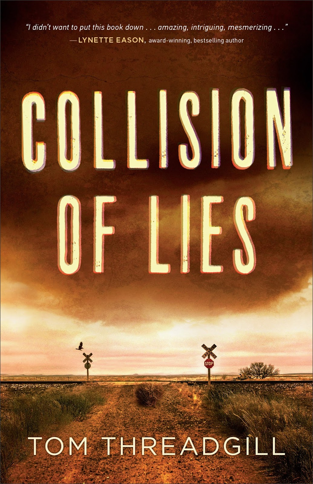 Collision of Lies book cover