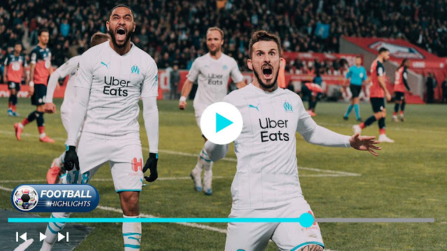 Lille vs Olympique Marseille – Highlights