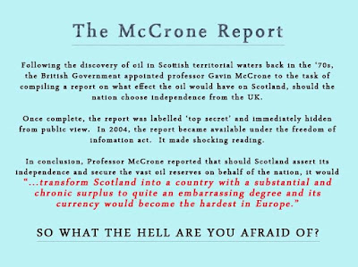 The McCrone Report