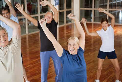 Lợi ích của khiêu vũ đối với sức khỏe