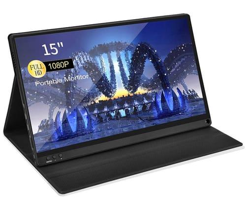 AWLGAK AWLGAK001 1080P IPS HDR Portable Monitor
