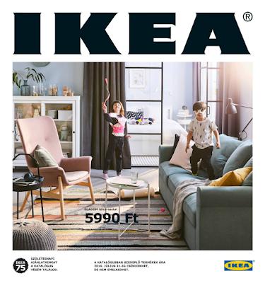 IKEA Catalog 2019 → Magyarország (Hungary)