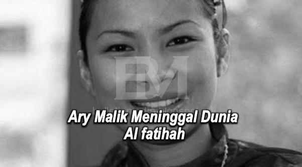 TERKINI!! Ary Malik Meninggal Dunia