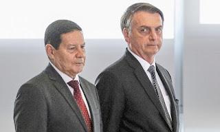 MP pede ao TCU para trocar Bolsonaro por Mourão na gestão da crise da Covid
