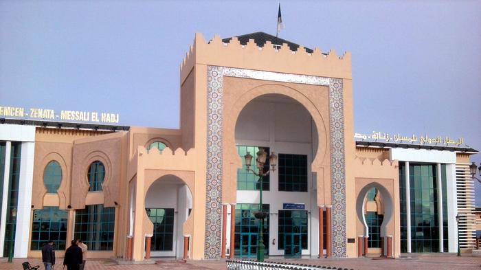 مطار مصالي الحاج زناتة تلمسان الدولي Zenata – Messali El Hadj Airport