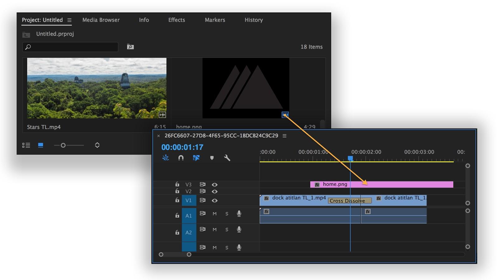 Bổ sung graphic cho sản phẩm video