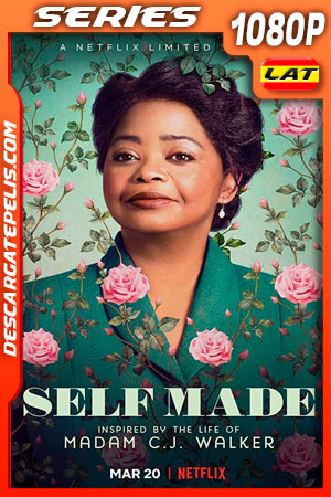 Madam C. J. Walker Una mujer hecha a sí misma (2020) 1080p WEB-DL Latino – Castellano – Ingles