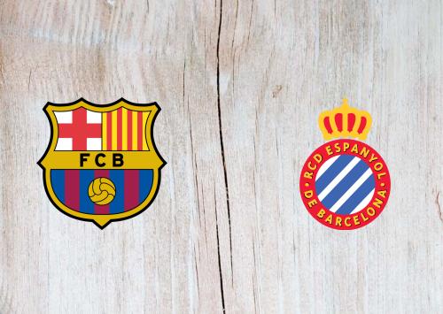 Barcelona vs Espanyol Full Match & Highlights 08 July 2020