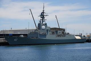 HMAS Sydney DDG-42
