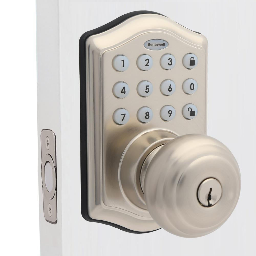 24 it ll get you in access code we find it very convenient to have one on this doorknob [ 1000 x 1000 Pixel ]