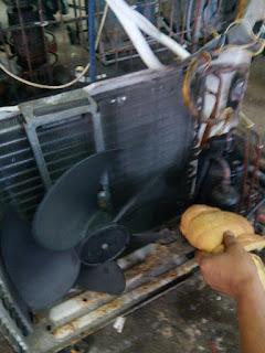 kompresor ac macet, kompresor ac overheat, kompresor ac mati hidup