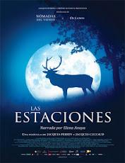 pelicula Las Estaciones (Les Saisons) (2015)