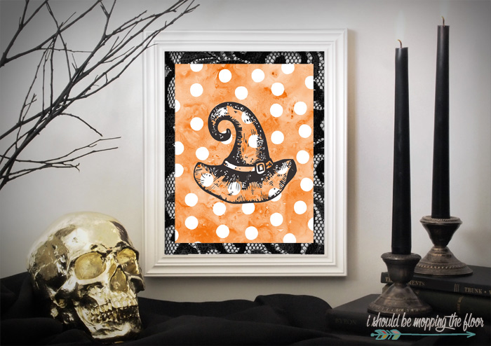 Halloween Witch Printables