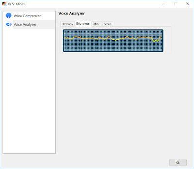 Voice Changer Software - Voice analyzer